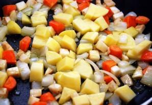 Диетические блюда с фасолью - фото шаг 3