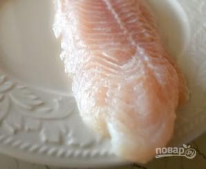 Кантонская паровая рыба  - фото шаг 1