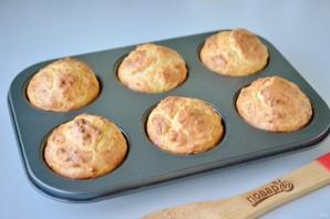 Закусочные кексы из плавленного сырка - фото шаг 7