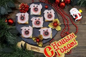"Закуска ""Свинки"" - фото шаг 7"
