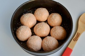 Томатные булочки - фото шаг 8