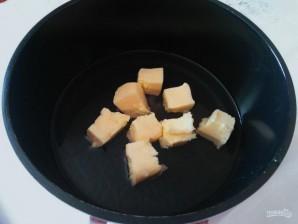 Торт из заварного теста с лимонным курдом - фото шаг 2