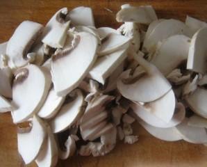 Голубцы вегетарианские с грибами - фото шаг 2