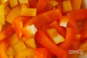 Салат из говядины с гранатом - фото шаг 3