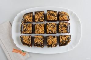 Шоколадные пирожные - фото шаг 11