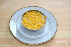Салат с консервированным перцем - фото шаг 10