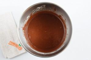 Шоколадные пирожные - фото шаг 6