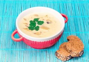 Сливочно-грибной суп за 15 минут - фото шаг 4