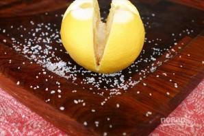 Маринованные лимоны - фото шаг 3