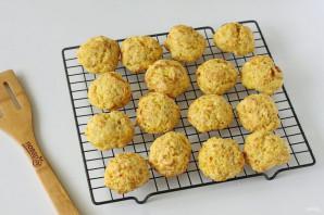 Постное апельсиновое печенье - фото шаг 9