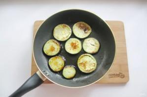 Закуска с баклажанами и чесноком - фото шаг 5