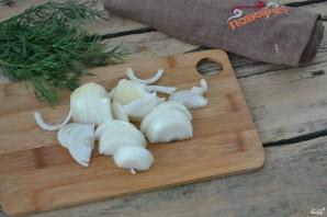 Маринованная цветная капуста с овощами - фото шаг 4