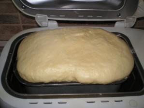 Сдобное дрожжевое тесто в хлебопечке - фото шаг 3