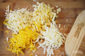 Хрустящий сырный картофель - фото шаг 2