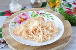 Салат из свеклы и квашеной капусты - фото шаг 5