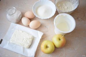 Яблочный пирог по старинному рецепту - фото шаг 1
