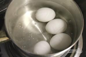 Маринованные куриные яйца - фото шаг 2