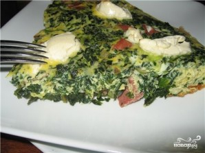 Яичница по-итальянски - фото шаг 8