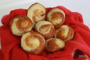 Вкусные тыквенные кексы - фото шаг 13