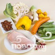 Утка с овощами и рисом - фото шаг 1
