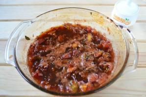 Варенье из помидоров с базиликом - фото шаг 5