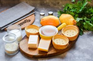 Тарталетки с грушей и сыром - фото шаг 1