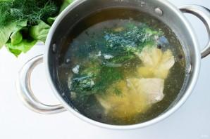 Ботвинья по старорусскому рецепту - фото шаг 2