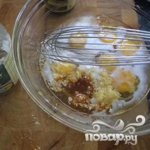 Кокосовые вафли со взбитыми сливками - фото шаг 2