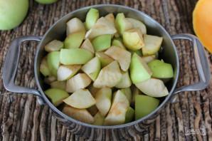 Тыквенно-яблочное повидло - фото шаг 4