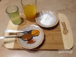 Апельсиновый соус с болгарским перцем - фото шаг 4