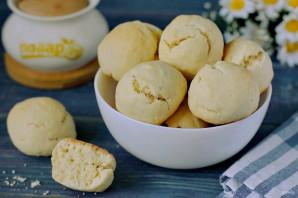 Печенье на молоке - фото шаг 8