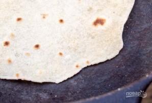 Тортилья за 5 минут - фото шаг 2