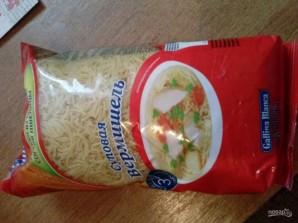 Суп с фрикадельками на скорую руку - фото шаг 5