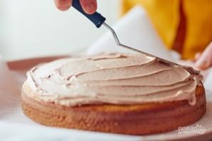 Торт на День Рождения - фото шаг 6