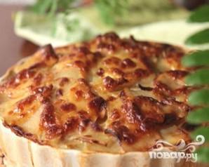 Запеканка картофельная с мясом и моцареллой - фото шаг 6
