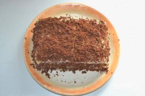 """Торт """"Кофе с молоком"""" - фото шаг 17"""
