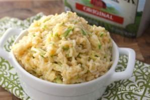 Рис с цукини и сыром - фото шаг 5