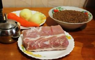 Мясо по-купечески в мультиварке - фото шаг 1