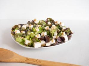 Салат из клубники - фото шаг 4