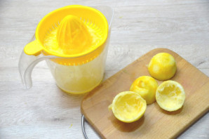 Американский лимонный пирог