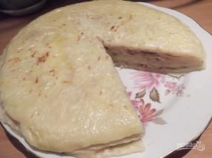 Хычин с домашним сыром - фото шаг 6