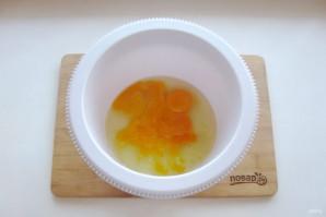 Бисквит с абрикосами - фото шаг 2