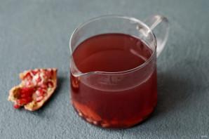 Гранатовый чай - фото шаг 6
