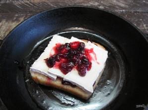 Бутерброды сладкие  - фото шаг 8