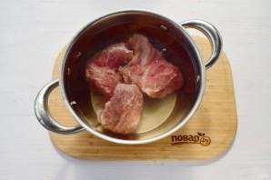 """Монгольский суп """"Батан"""" - фото шаг 1"""