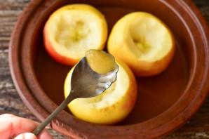 Диетические печеные яблоки