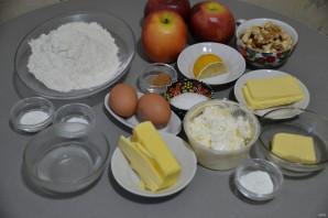 Швейцарский яблочный пирог - фото шаг 1