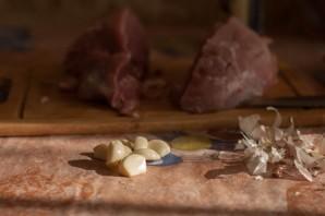 Свинина с брусничным соусом - фото шаг 3