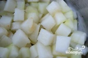 Варенье из дыни с лимоном - фото шаг 1