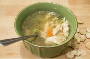 Суп для малышей - фото шаг 5